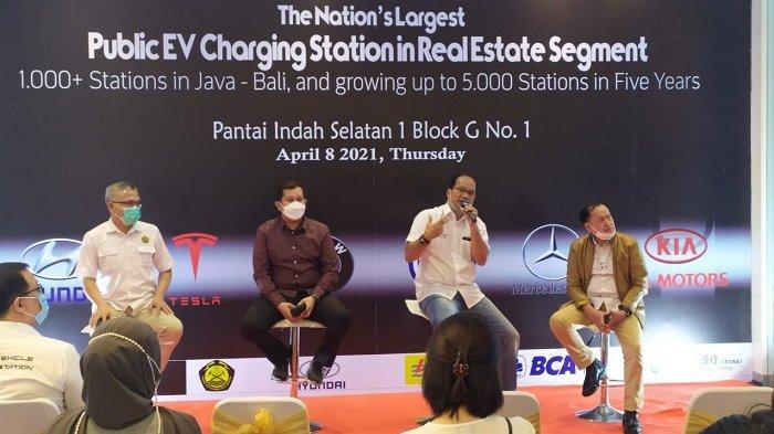 Starvo Targetkan Hadirkan 5.000 SPKLU dalam Lima Tahun