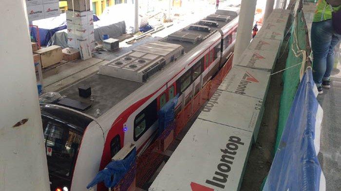 Kemenhub Segera Lakukan Proses Sertifikasi LRT Jakarta