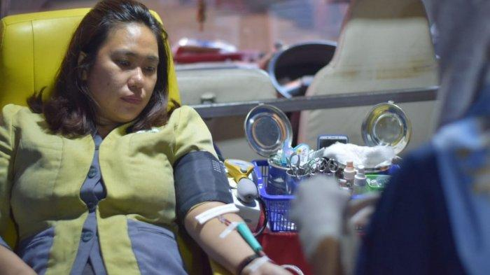 Pendonor Darah Menurun, PMI Kota Tangerang Terapkan Status Motivasi Donor