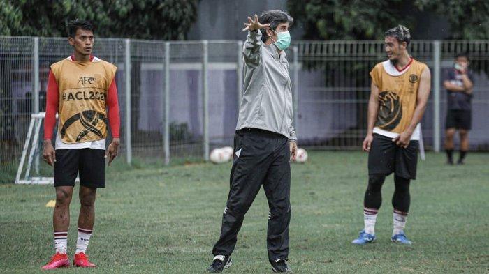 Stefano Cugurra Pelatih Bali United Antusias Hadapi Laga Ujicoba Dengan Timnas U-23 di Jakarta