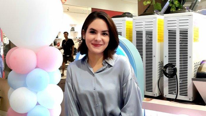 Belajar Bisnis, Steffi Zamora Buka Kedai Es Krim Rasa Nusantara