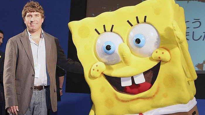 Pencipta Karakter SpongeBob SquarePants Tutup Usia