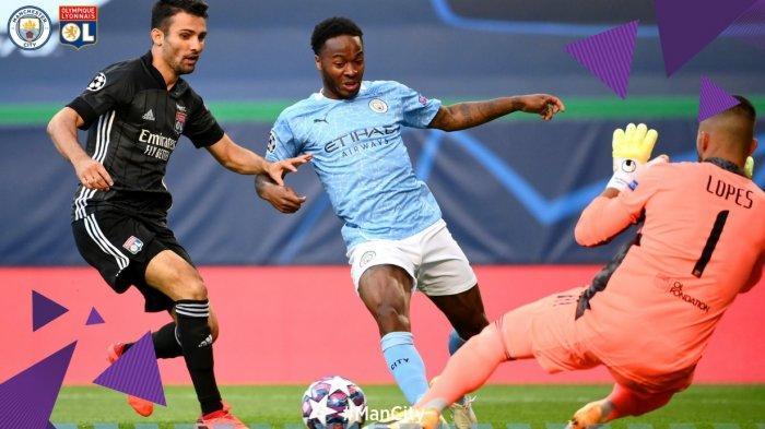 HASIL AKHIR Liga Inggris Man City vs Arsenal 1-0, Gol Raheem Dongkrak Posisi City di Klasemen