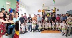 Intip Serunya Perayaan Father's Day di Saint Monica Jakarta School
