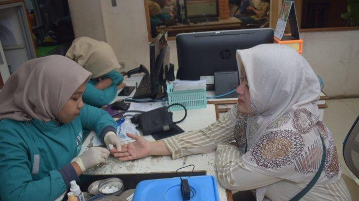PMI Kota Tangerang Siapkan Stok Darah 20 Ribu Kantong Jelang Ramadan dan Idul Fitri