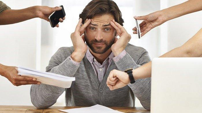 Hati-hati, Sering Lupa Tanda Anda Sedang Stres, Ini 4 Cara Mengendalikan Stres