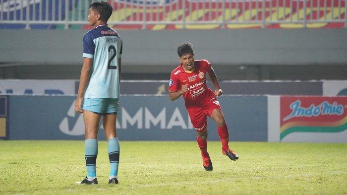 Jadi Penyetak Gol Termuda di Liga 1 2021, Nico Buktikan Pemain Muda Persija Mampu Beri yang Terbaik