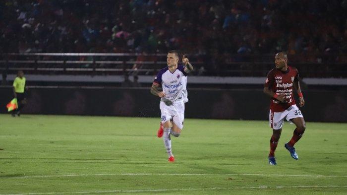 Intip Permainan Persita Saat Lawan Bali United, Pelatih PSM Makassar: Persita Bukan Lawan Enteng