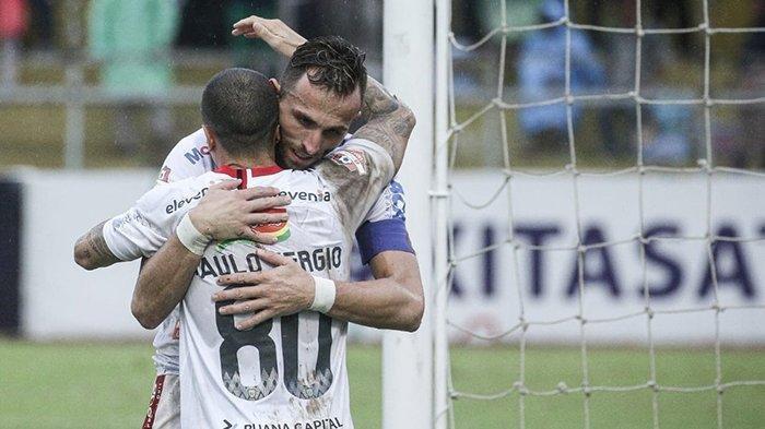 Bali United Tanpa Ilija Spasojevic dan Paulo Sergio di Laga Kontra Ceres Negros
