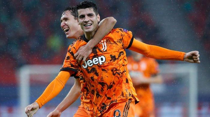 Atletico Madrid Bersedia Menjual Alvaro Morata ke Juventus