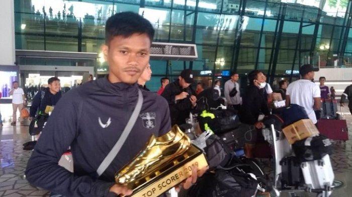 Lolos ke Liga 1, Besok Persita Tangerang Gelar Pawai Besar di Tigaraksa