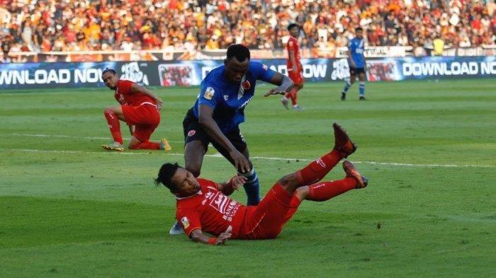Persija Jakarta Tetap Akan Main Menyerang di Leg Kedua Final Piala Indonesia 2018 Lawan PSM Makassar