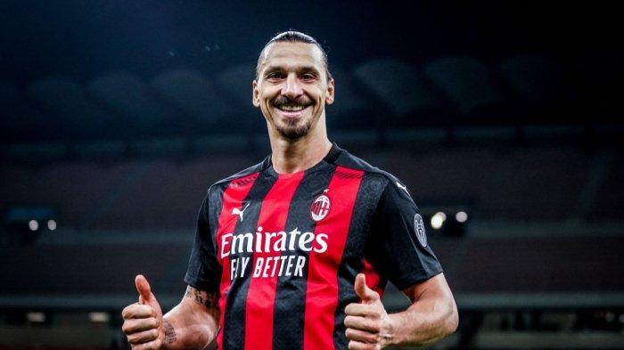 Zlatan Ibrahimovic Bisa Cetak 30 Gol untuk Milan bila Ada Antonio Cassano