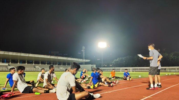 Hormati Puasa Ramadan 1442 H, Shin Tae-yong Belum Berikan Latihan Berat ke Pemain Timnas Indonesia
