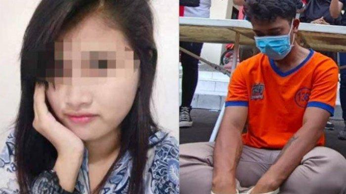 Jony Pranot Kasum (27) dan istrinya, Putri Ima Camelia Sandy (26). Jony mengaku nekat membunuh istrinya yang sedang hamil 5 bulan karena sakit hati dan cemburu.    Artikel ini telah tayang di Surya.co.id dengan judul Update Tragedi Suami Bunuh Istri Hamil 5 Bulan di Surabaya, Dibantu Tetangga, Ada Pil Koplo di Kamar, https://surabaya.tribunnews.com/2021/04/24/update-tragedi-suami-bunuh-istri-hamil-5-bulan-di-surabaya-dibantu-tetangga-ada-pil-koplo-di-kamar?page=all Penulis: Firman Rachmanudin Editor: Musahadah
