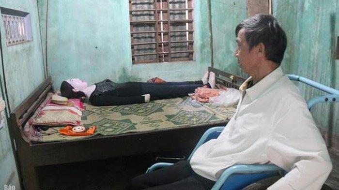 Suami Tidur Bareng Jenazah Istri Diawetkan Jadi Patung Selama 17 Tahun, Berikut Kisah Pilunya