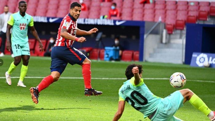 Live Streaming Liga Spanyol Atletico Madrid Vs Villarreal, Ini Prediksi Susunan Pemainnya