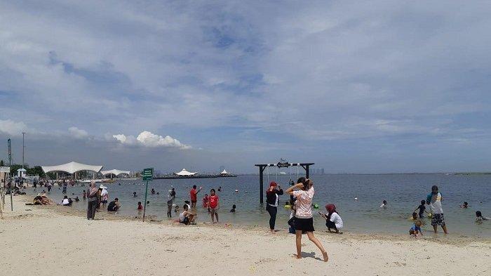 Cuti Bersama dan Libur Panjang,  Pengunjung Taman Impian Jaya Ancol Meningkat