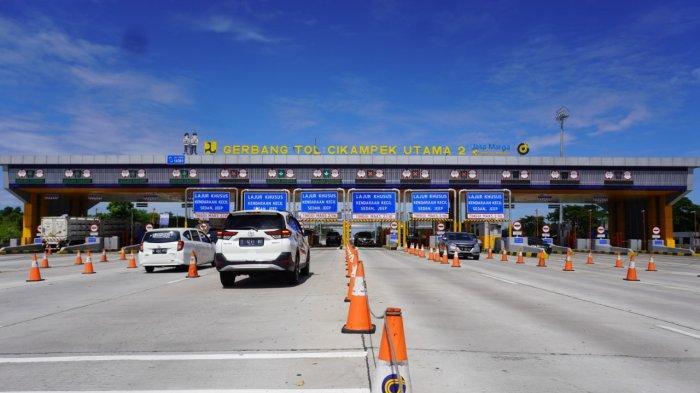 Libur Natal dan Tahun Baru, Jasa Marga Catat 483.072 Kendaraan Tinggalkan Jakarta