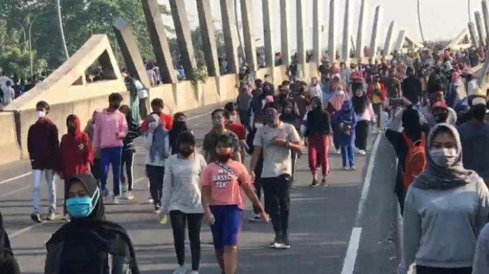 Wali Kota Bekasi Ingatkan Masyarakat Jangan Datang ke Lokasi CFD Pada Minggu 2 Agustus Nanti
