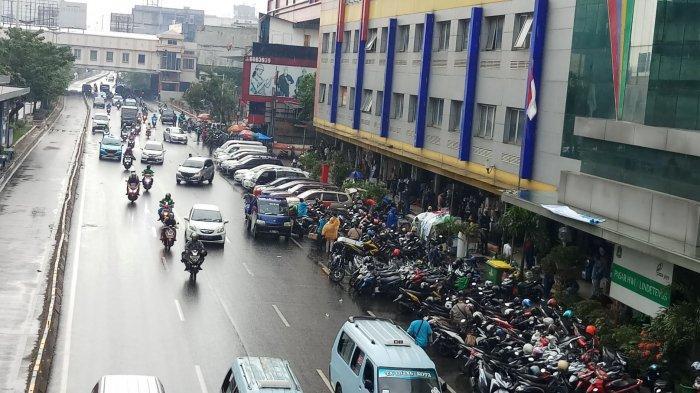 VIDEO: Suasana Kawasan Pusat Elektronik Glodok Jakarta Barat Ditengah Wabah Corona
