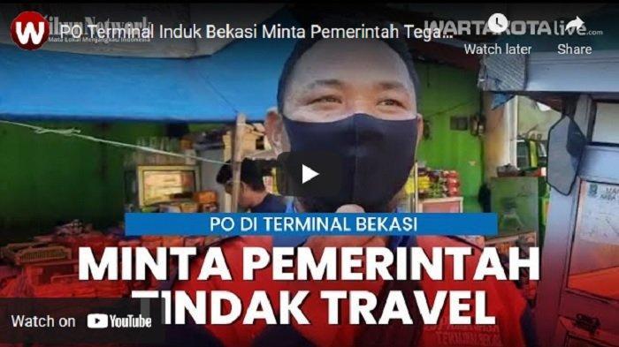 Perusahaan Otobus Tak Masalah Larangan Mudik, Pemerintah Diminta Tegas Tindak Travel yang Beroperasi