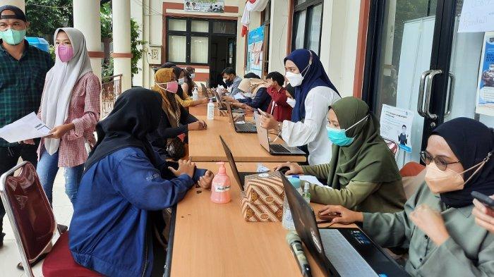 Antisipasi Pungli Saat Kegiatan Vaksinasi Covid-19 Gratis di Kabupaten Bekasi, Beriku Imbauan Dinkes