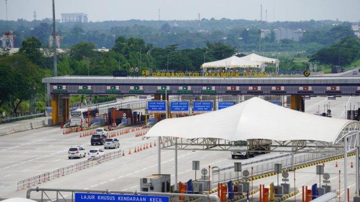 Puncak Arus Balik Libur Imlek Diprediksi Terjadi pada Malam Ini, Waspada Kemacetan di 4 Gerbang Tol