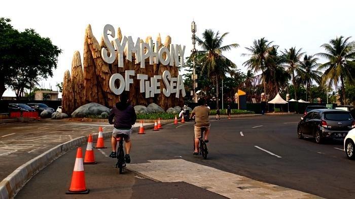Mulai Senin (12/10/2020) Tempat Rekreasi Ancol Dibuka Untuk Umum, Sejumlah Wahana Ini Aktif Kembali