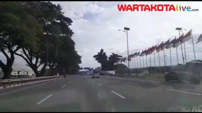VIDEO: Lalu Lintas di Bandara Soekarno-Hatta Rabu Atau H-3 Lebaran Tampak Sepi