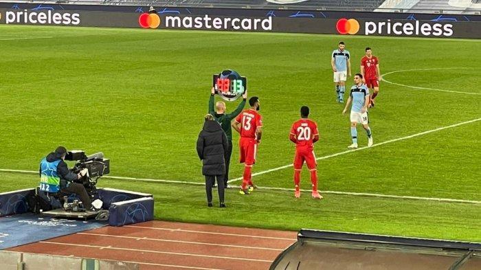 Lazio vs Bayern Muenchen 1-4, Sang Juara Bertahan Selangkah Lagi ke Perempatfinal Liga Champions