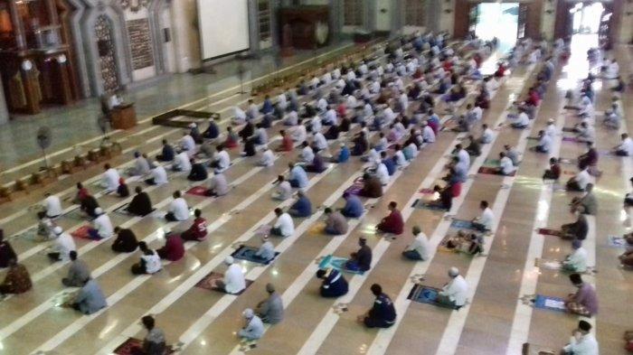 Bulan Ramadan di Tengah Pandemi Covid-19, Masjid Raya JIC Tiadakan Acara Sahur dan Buka Bersama