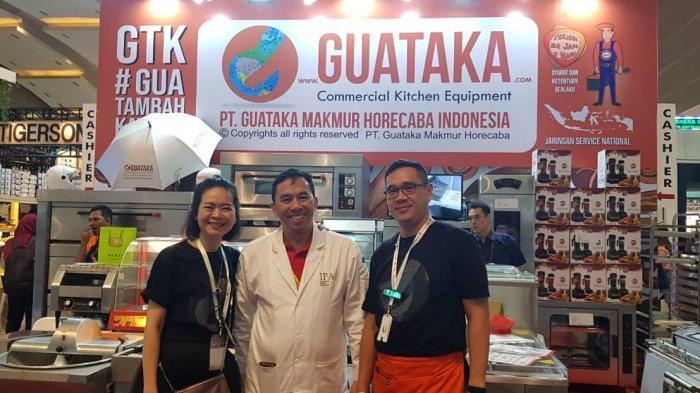 Berebut 15 Jenis Oven Dari Guataka di SIAL-Interfood JI-Expo Kemayoran