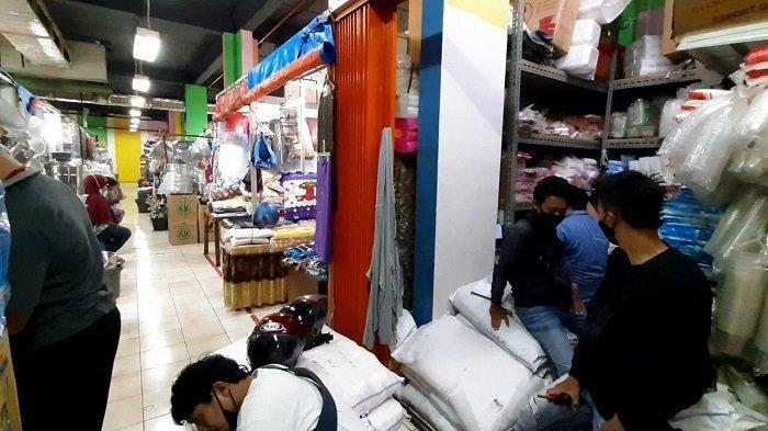 Omzet Penjualan Anjlok, Pedagang Pasar Ciputat Minta Revitalisasi Pasar Ciputat Dipercepat