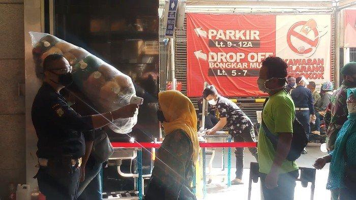 Pasar Jaya Pastikan Tidak Menutup Seluruh Area Pasar Tanah Abang Blok A dan B