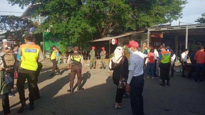 Hari Pertama Pemberlakuan SRTP, Calon Penumpang KRL Diminta Membawa Kelengkapan Dokumen