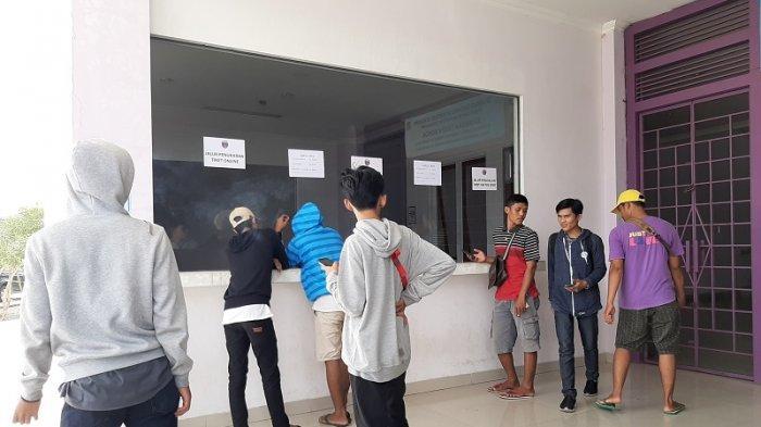 Persita Tangerang Vs PSM Makassar, 500 Tiket untuk Tim Tamu dan Tribun Selatan Status Sold Out