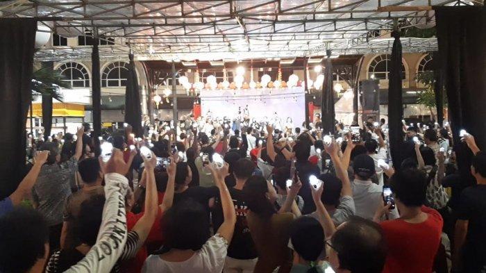 VIDEO: Nyalakan Lilin Spirit for Wuhan, Galang Donasi Sejuta Masker