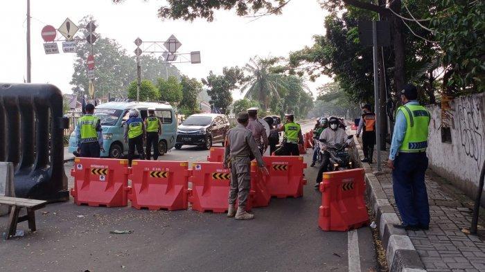 Penyekatan di Perbatasan Tangerang-Jakarta Dilakukan Hingga 25 Juli, Tanpa STRP Tak Boleh Masuk