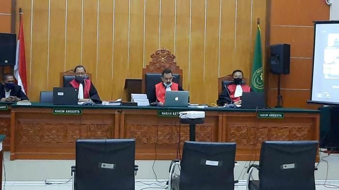 Tok! Istri Abu Rara Penusuk Wiranto Divonis 9 Tahun Penjara, Lebih Rendah dari Tuntutan JPU