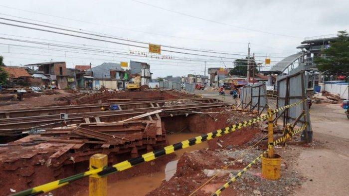 Pembangunan Underpass Cibitung Tengah Dikebut, Diharapkan Pecahkan Kemacetan di Jalan Bosih Raya