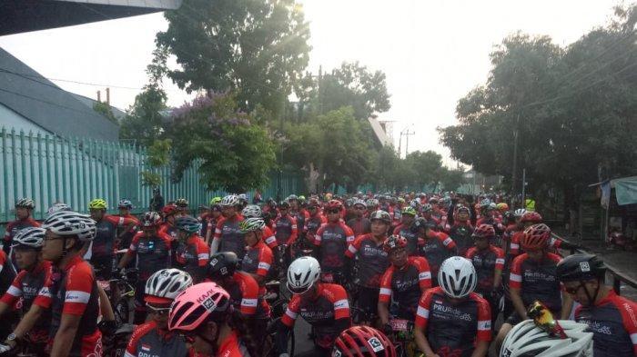 VIDEO: Suasana Jelang Start PRUride di Yogyakarta