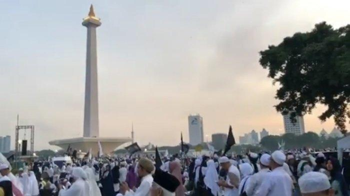 Ustadz Yusuf Mansur Sebut Reuni 212 Jadi Tujuan Turis Internasional, Simak Videonya Dari Monas