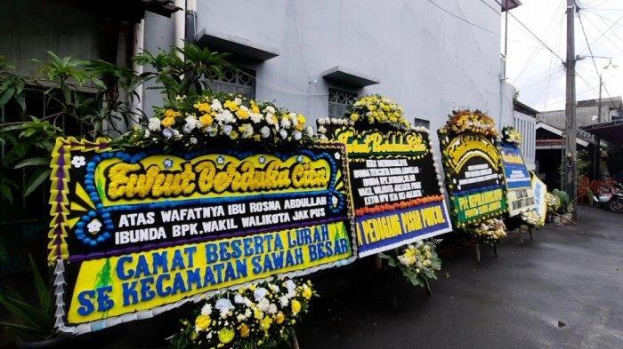 Kabar Duka, Ibunda Plh Wali Kota Jakarta Pusat, Irwandi Meninggal Dunia