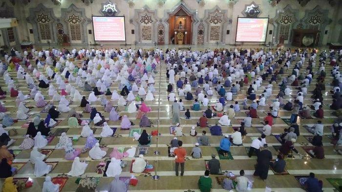 Hasil Survei Kemenag RI Sebanyak 94,18 Persen Responden Akan Salat Id di Masjid atau Lapangan