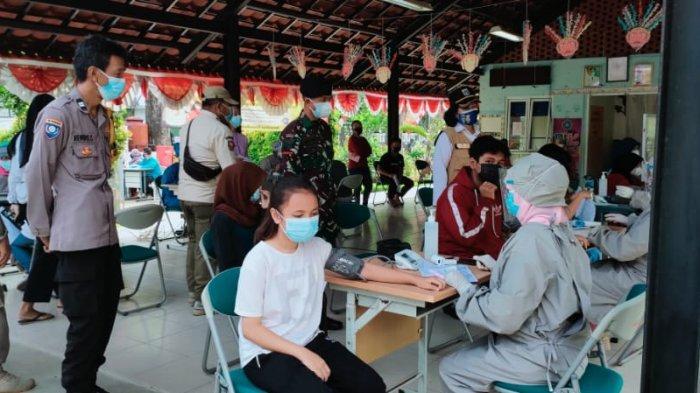 Sebanyak 56,22 persen Warga Jakarta Timur Sudah Dapat Vaksin Covid19 Penuhi Target Herd Imunity