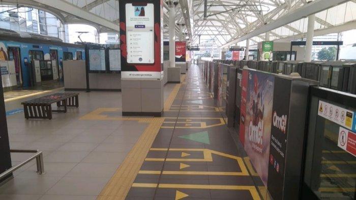 BREAKING NEWS: Hari Ini DKI Berlakukan PPKM Mikro, Ini Jadwal Perubahan Waktu Operasional MRT