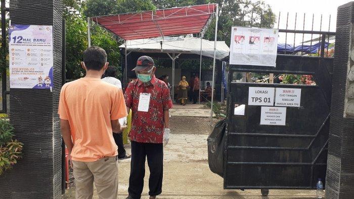 Calon Bupati Karawang Yesi Karya Lianti Masuk Dalam DPT di TPS 01, Begini Suasananya