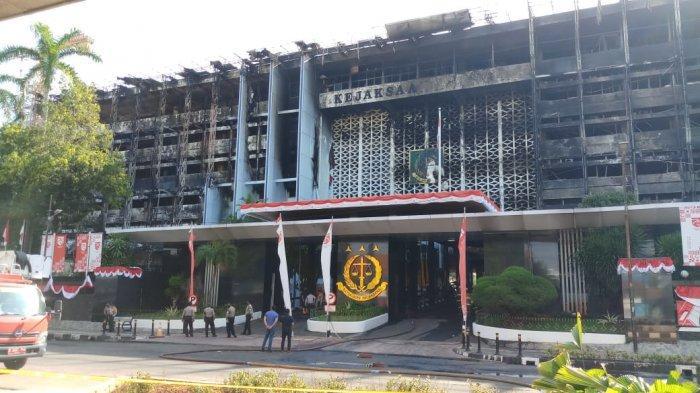 Kasus Kebakaran Gedung Kejagung, Saksi Ahli Bilang Tak Ada Puntung Rokok Ditemukan Saat Olah TKP