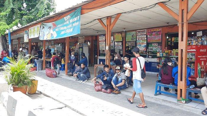 Arus Balik Libur Imlek, Penumpang Bus Terminal Kalideres Sedikit Alami Kenaikan
